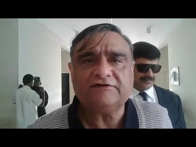 Closing the hospital is not a solution: Dr Asim Hussain