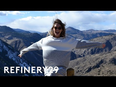 5 Days Exploring A New City   Try Living With Lucie   Refinery29