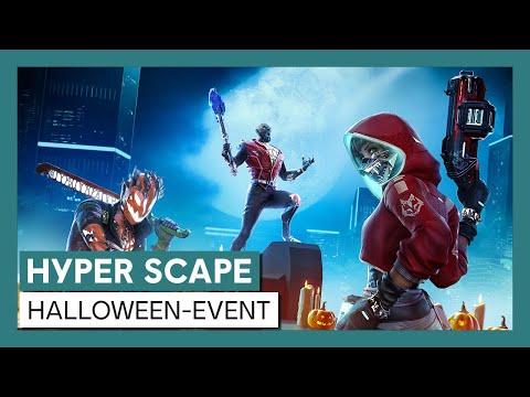 HYPER SCAPE - HALLOWEEN-EVENT   Ubisoft [DE]