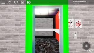 Dover Impulse HIGHdraulic Elevator #1 - Market Parking Garage - ROBLOX