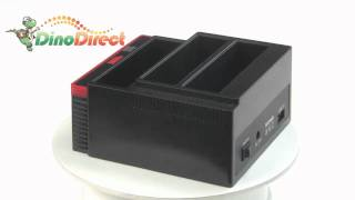 Multifunction 2.5in & 3.5in SATA External HDD Docking  from Dinodirect.com