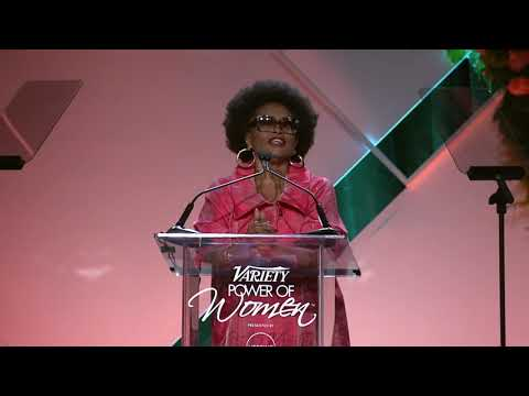 Jenifer Lewis Torches Kanye, Donald Trump and Kavanaugh in Power of Women Speech