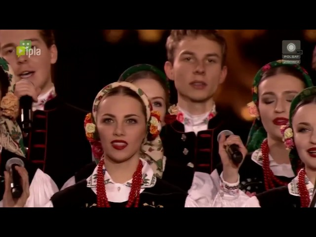 Grzegorz Hyży i Zespół Pieśni i Tańca Politechniki Warszawskiej -
