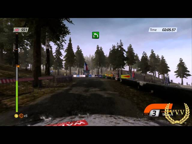 WRC 4 Great Britain - Noon