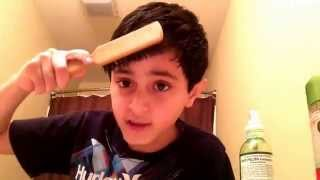 How to make your hair cool for school