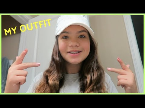 "PICKING MY OUTFIT FOR MY SCHOOL FIELD TRIP ""IT'S ME ALI"""