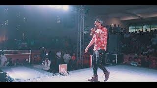 My 1st Concert In Delhi University - Crazy Crowd  | Gauravzone Ft. Navv Inder