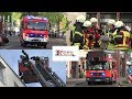 [FEUER IN EINKAUFSZENTRUM MIT MENSCHENRETTUNG] - Einsatzübung Feuerwehr Langenfeld -