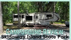 Skidaway Island State Park || RV Park Review || Full Time RV Living