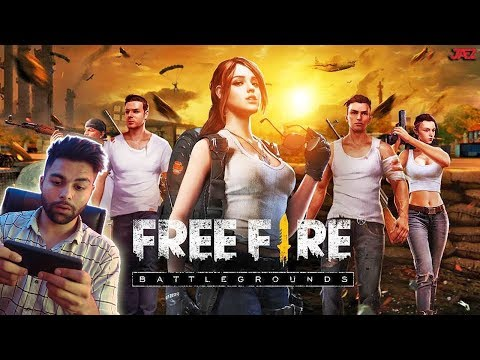 First Time Playing Free Fire | Noob Playing Free Fire