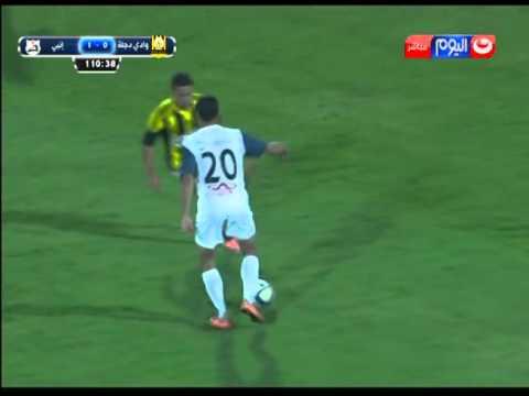 اهداف وادي دجلة وانبي 2-0 | كأس مصر دور الـ 8