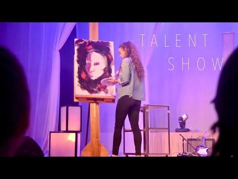 Art College Vlog 20 | THE TALENT SHOW