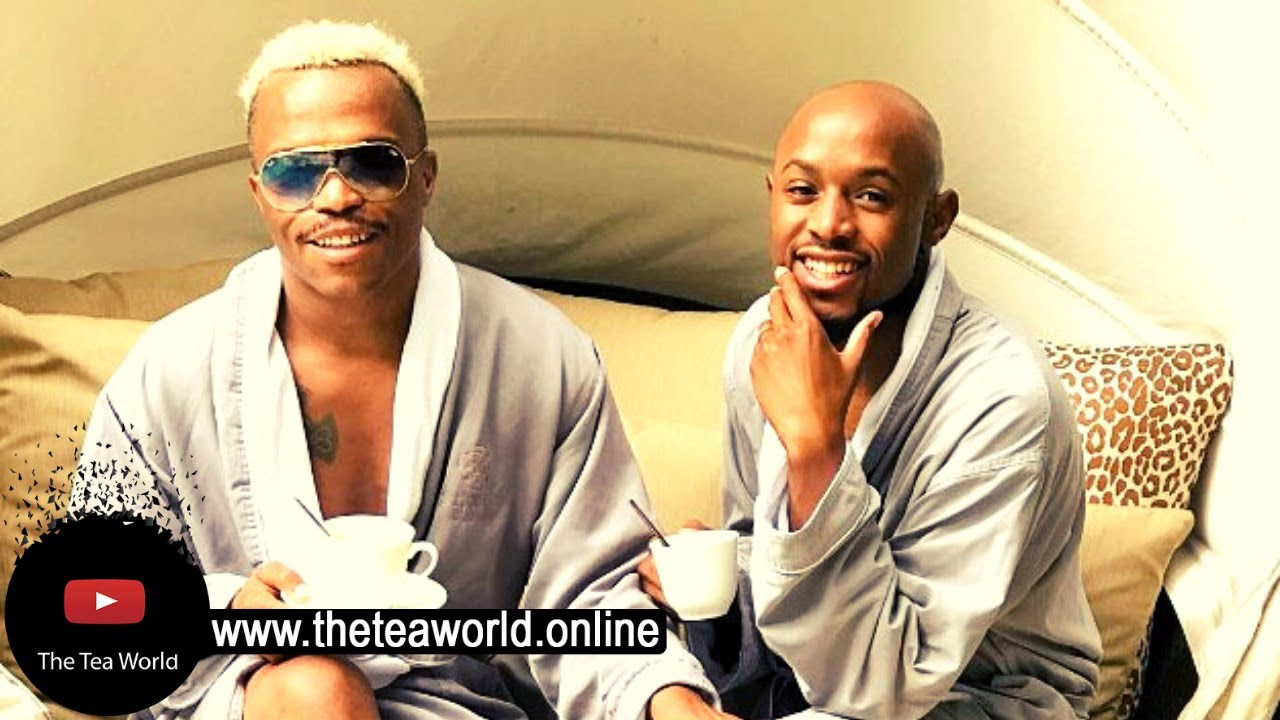 Are Things Really That Bad At Somizi and Mohale's Marriage?