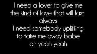 Mariah Carey - Dream Lover - lyrics on screen