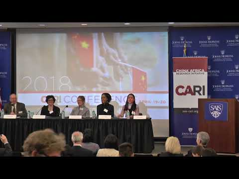 4th Annual CARI Conference - PANEL 1: Africa, China and the West
