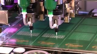 Spectrum II Automatic Dual-Simultaneous Dispensing Solder Paste