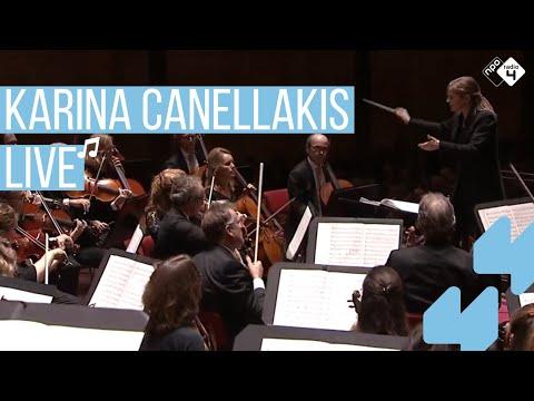 Karina Canellakis dirigeert het Radio Filharmonisch Orkest - NTR ZaterdagMatinee 12 oktober 2019