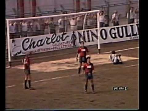 1988/89, Serie C1, Giarre - Cagliari 1-0 (03)