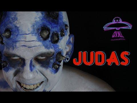 JUDAS  O.V.N.I COLECTIVO ARTISTICO MAQUILLAJE FX