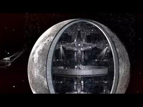 Факты о Луне, удивляющие даже ученых. Луна – это искусственная структура, полая внутри. Док. фильм.