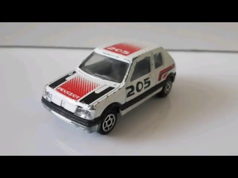 Majorette Peugeot Diecast Cars Collections