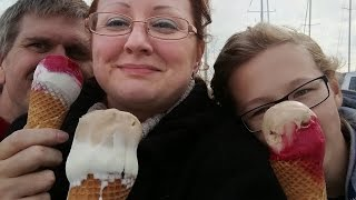 Бельгия. День на Северном море в Остенде (Ostende).