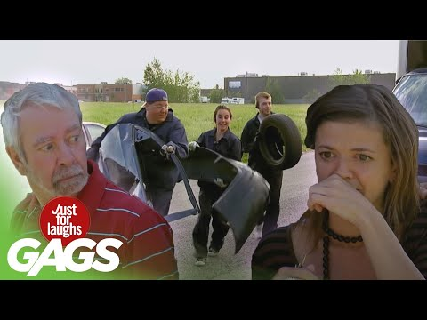 Best of Complicated Pranks | Just for Laughs Compilation