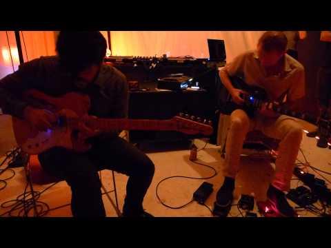 Jochen Arbeit & Huan, live Barcelona 16-06-2015, Màgia Roja H.Q.