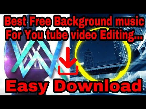 Get Best free music for you tube video editing