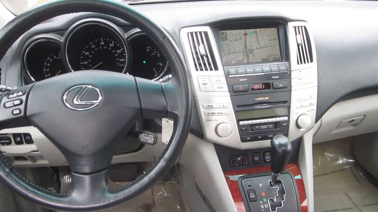 2004 lexus rx330 phantom pearl stock c1307221 interior youtube 2004 lexus rx330 phantom pearl stock c1307221 interior sciox Gallery