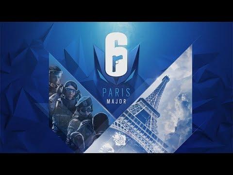 Rainbow Six - Six Major Paris - livestream - Finals