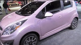 2013 CHEVROLET SPARK - first look