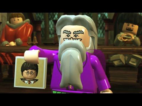 LEGO Harry Potter Remastered Walkthrough Part 7 - The Goblet Of Fire
