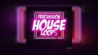 PACK #69 - LIBRERIA PERCUSSION HOUSE LOOPS VOL. 8 PARA FL STUDIO 2020