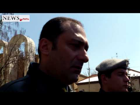 Armenia pension reform opposing movement thanks attorney