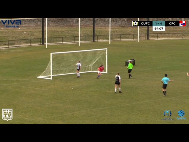 NPLW Capital Football Highlights presented by Club Lime - Round 18 | GUFC 1 - 1 CFC
