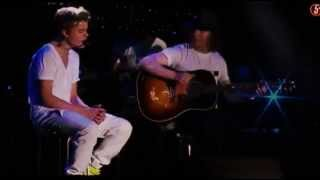 Download Justin Bieber - Be alright acoustic in Mexico Mp3 and Videos