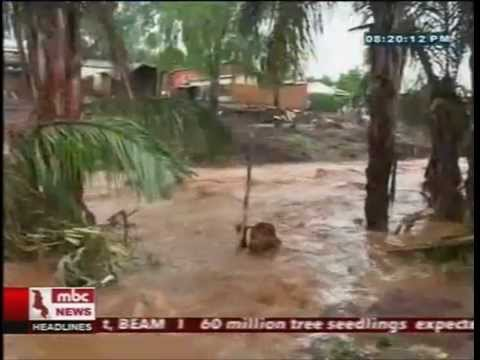 Heavy Rains Cause Damage in Malawi- 12 January 2015