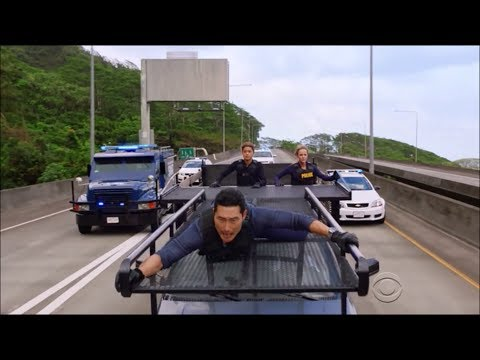 Hawaii Five-0: Season 7 Finale (Blue Stahli - OVERklock)