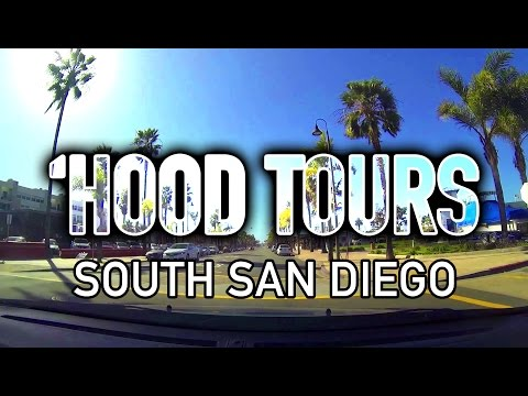 San Diego 'Hood Tours - South SD