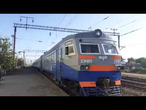 "ЕР9п-374 ""Дельфін"" сполученням №6254 Одеса - Вапнярка"