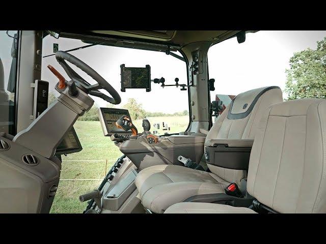 I nuovi trattori 7R/8R John Deere - Esecuzione perfetta - Comfort