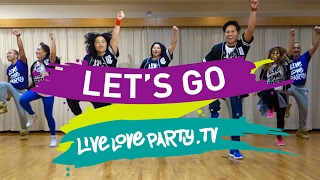 Let's Go | Zumba® | Live Love Party | JPOP mp3