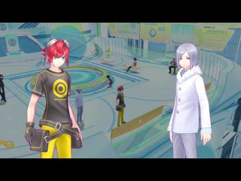 Digimon Story: Cyber Sleuth - Playthrough Part 65 - Protector
