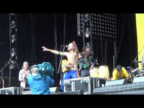 Gogol Bordello - Live @ Moscow 22.07.2012