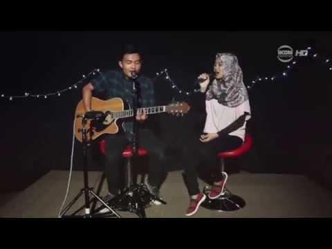 IKOMUSIC - Derby Romero - Gelora Asmara (Cover by Nisa Nurmauliddiana ft. Raden Ariayoga Perdana)
