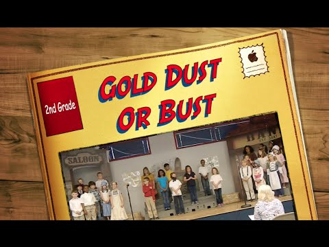 Gold Dust Or Bust