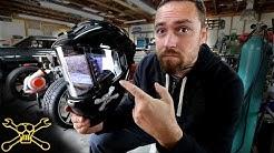180 Degree View Welding Helmet by Eastwood