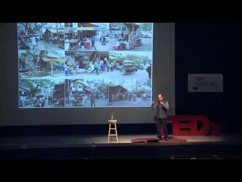 The Street: An Urban Ecology | Vikas Mehta | TEDxUCincinnati