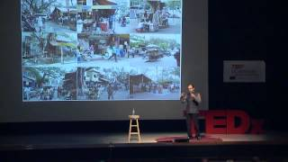 The Street: An Urban Ecology | Vikas Mehta | TEDxUCincinnati